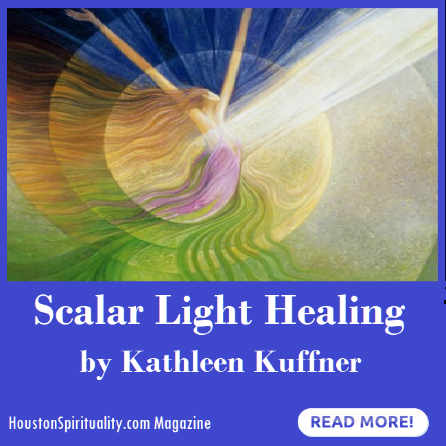 Scalar Light healing, An interview with Tom Paladino by Kathleen Kuffner