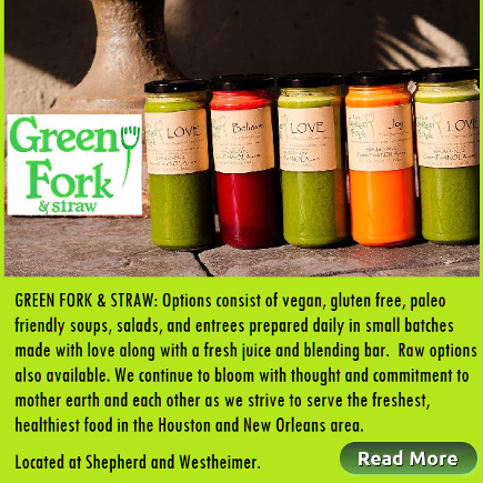 Green Fork & Straw Houston