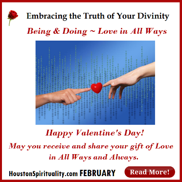 Embracing the Truth of Your Divinity. Being & Doing Love in All Ways. by Jackie Self