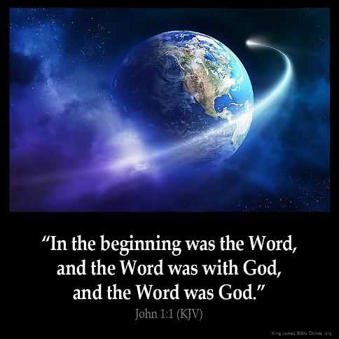 change your life with the sound of your voice. in the beginning was the word