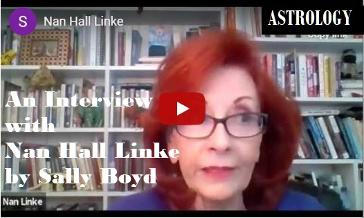 Astrology with Nan Hall Linke, Interview by Sally Boyd