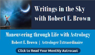Robert E. Brown - Monthly Astrocast