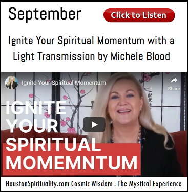 Ignite Your Spiritual Momentum with a Light Transmission by Michele Blood