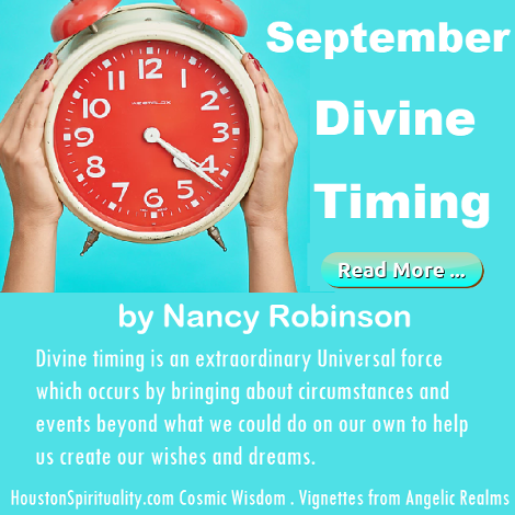 Divine Timing by Nancy Robinson