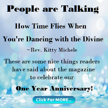 People are Talking - good things people are saying about Houston Spirituality Magazine for One Year Anniversary