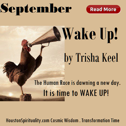 Wake Up! by Trisha Keel article link