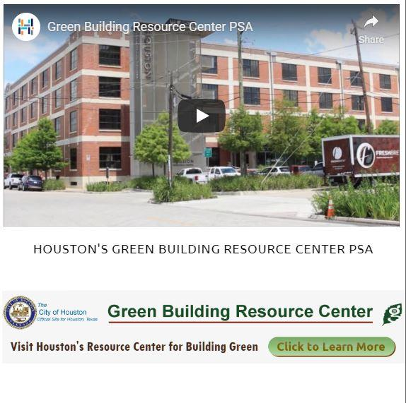 Green Building Resources Center of Houston