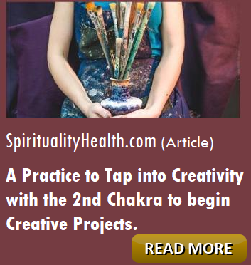 2nd Chakra Creativity Practice Spirituality Health Magazine