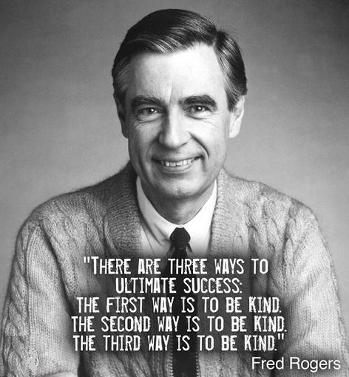 Mr. Rogers on Kindness