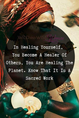 In Healing Yourself You Heal the World Meme