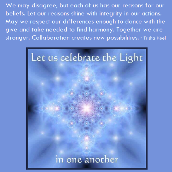 Trisha Keel Celebrate our light
