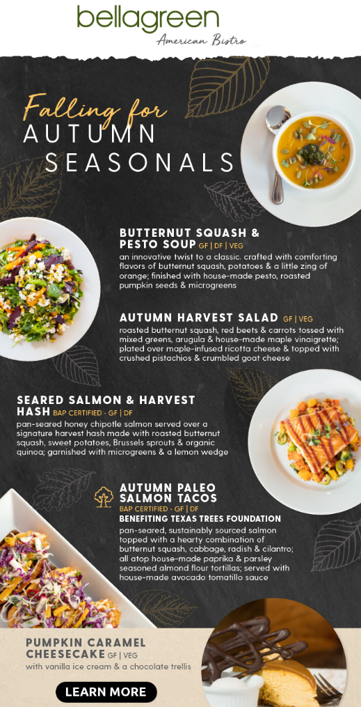 Houston Spirituality Magazine Healthy Food