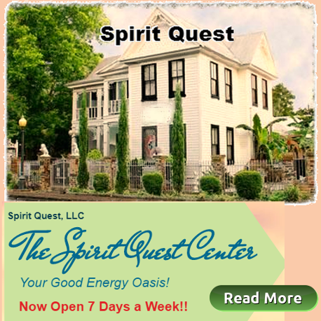 The Spirit Quest Center, Spring, TX click for events