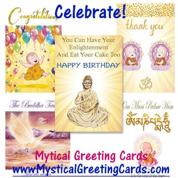 Mystical Greeting Cards