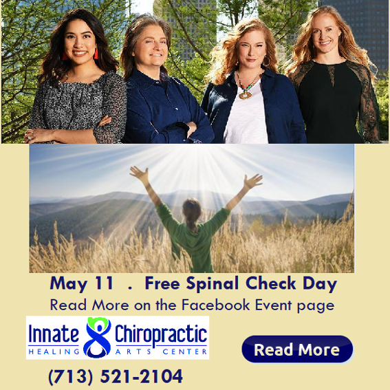 Free Spinal Check Day Events