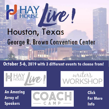 Hay House Live in Houston October 5-6