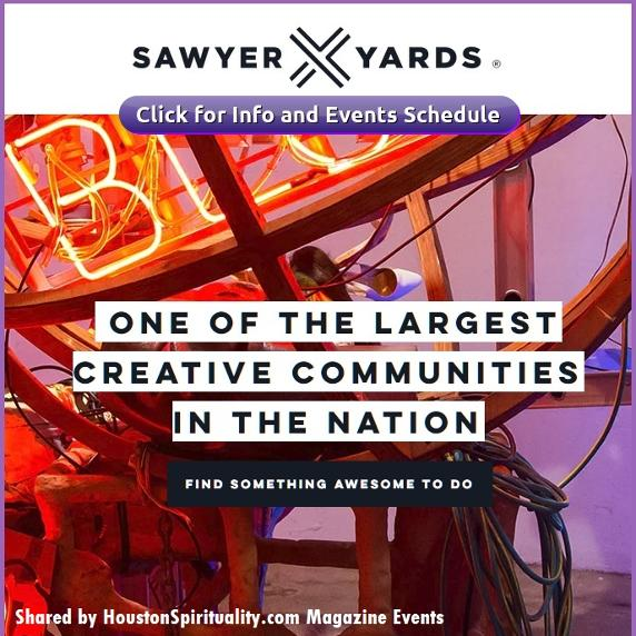 Sawyer Yards, One of the Largest creative communities in the national. Events Schedule.