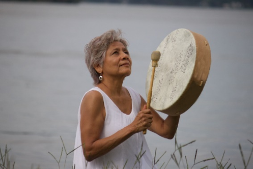 Ann Adam, Shamanic Instructor