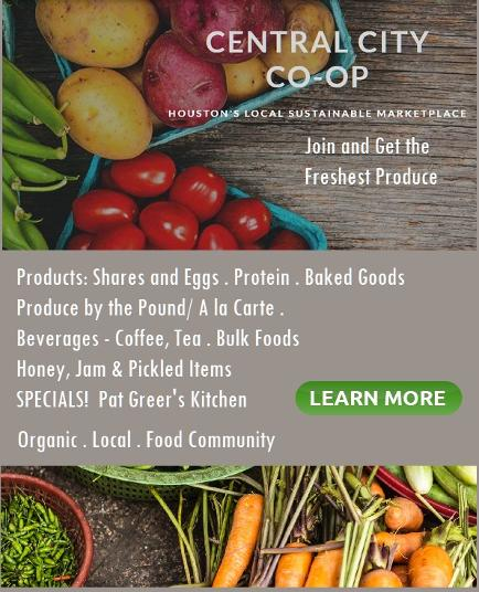 Central City Co-Op, organic, local fruits & veggies and more