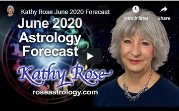 May 2020 Astrology Forecast with Kathy Rose