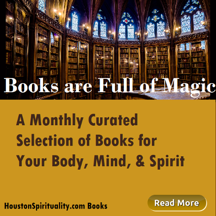 Books, reviews & links, Houston Spirituality Mag
