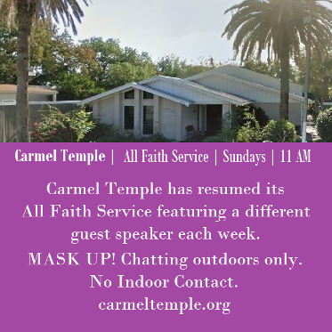 Carmel Temple Monthly
