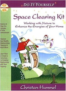 Energetic Space Clearing Kit  Book