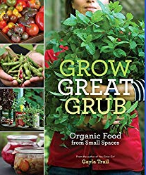 Grow Great Grub book cover by Gayla Trail.