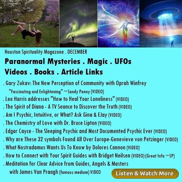 Magic Mysteries UFO list of articles