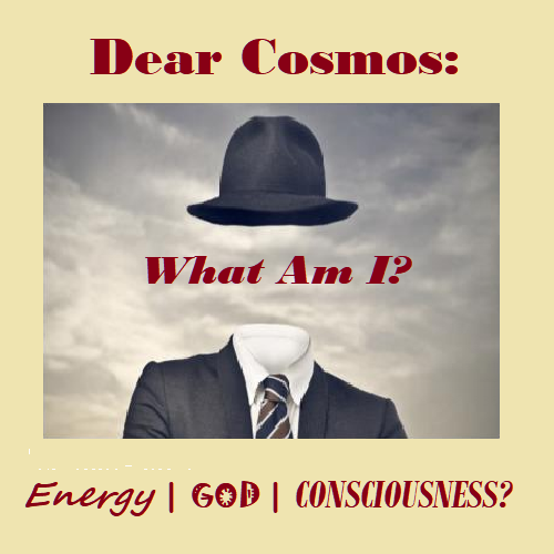 Dear Cosmos: What Am I? David LE