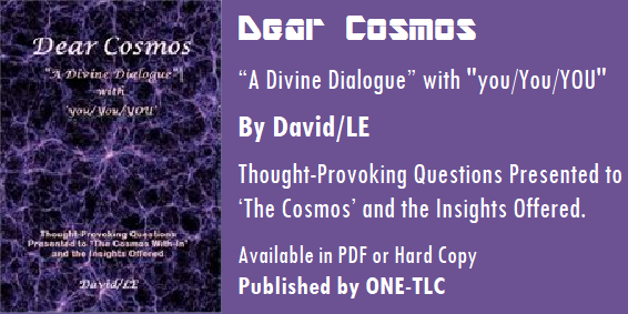 Dear Cosmos Book Ad and link