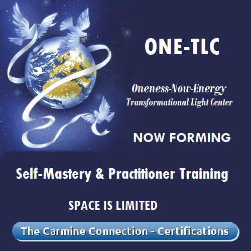 One TLC Self-Mastery & Practitioner Training Classes LINK