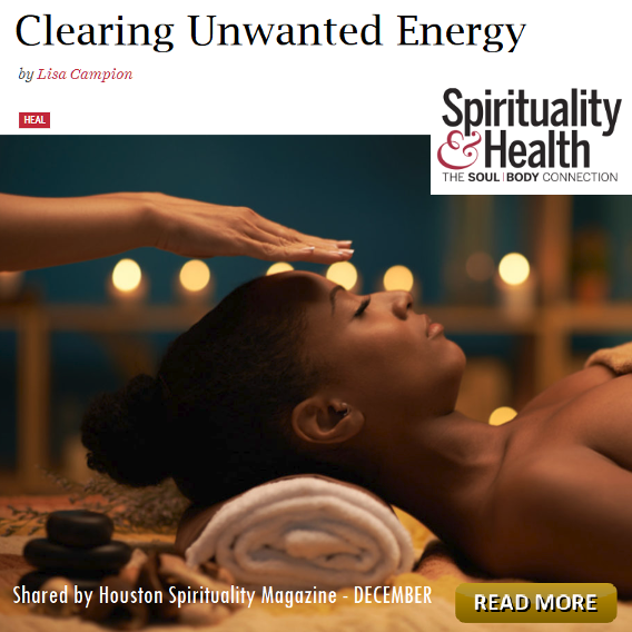 Clearing Unwanted Energy