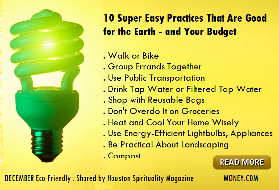 10 Super Easy Tips Good for the Earth and Your Budget - Money Magazine
