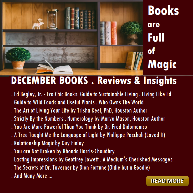 December Featured Books