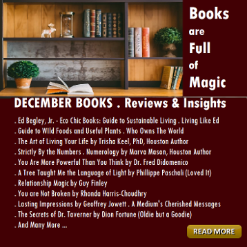 December Books, reviews & insights