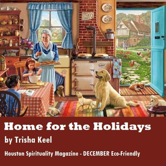 Home for the Holidays by Trisha Keel - Eco-Friendly DECEMBER