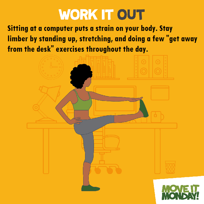 Move it Monday Exercise Tips