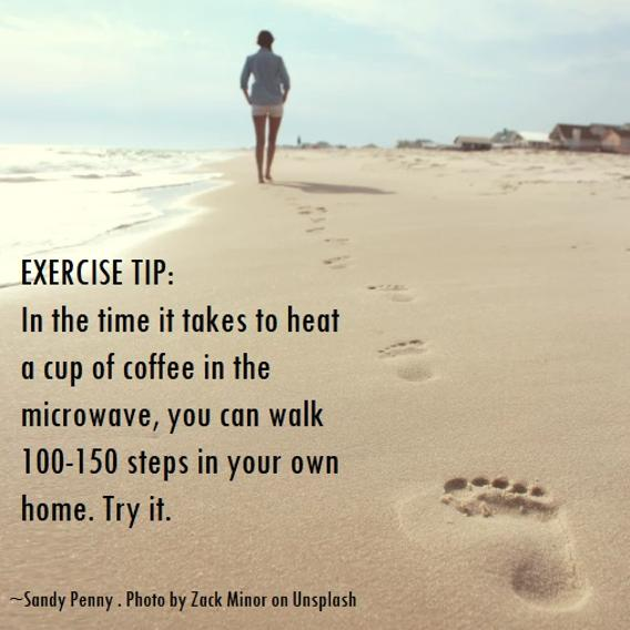 Walking Tip for health