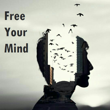 Free your mind. Declutter your mind.