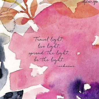 You are the light by Katie Lesniewski