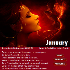 January Articles link, Houston Spirituality Mag
