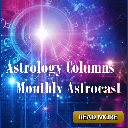 Astrology Monthly Astrocasts with various Astrologers. Houston Spirituality Magazine January 2019.