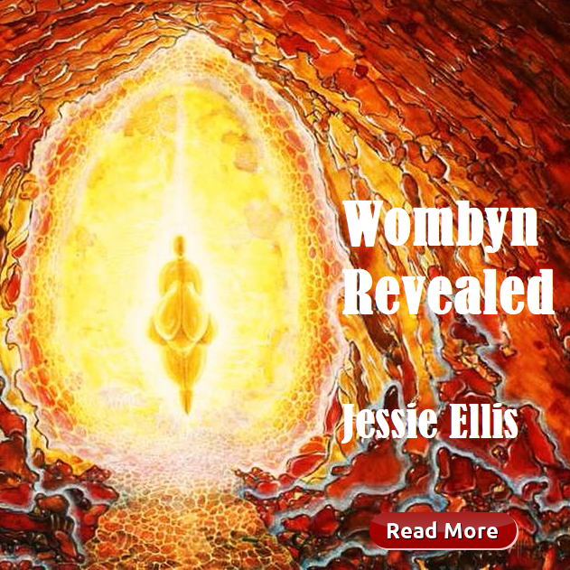 Wombyn Revealed by Jessie Ellis, Houston Spirituality Magazine January