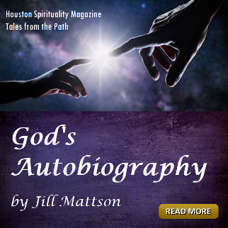 God's Autobiography by Jill Mattson
