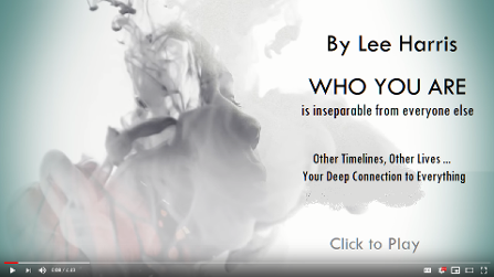 Who You Are, Oneness by Lee Harris