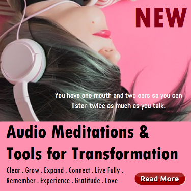Audio Meditations & Tools for Transformation. Houston Spirituality Magazine
