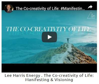The Co-Creativity of Life by Lee Harris