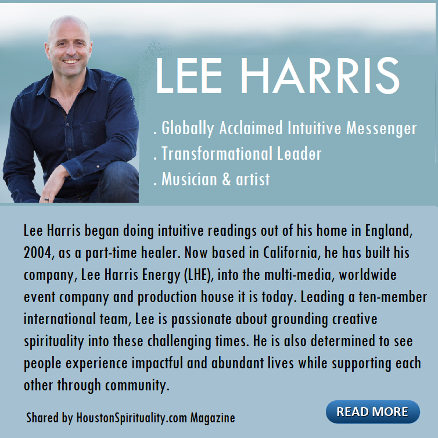 Lee Harris Energy Reports with link to website