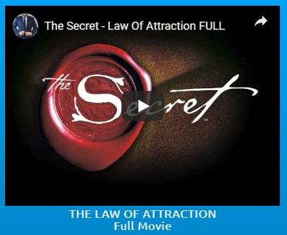 The Secret . a Movie on The Law of Attraction